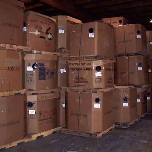 Regrind Plastic Distribution