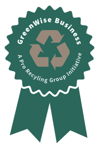 GreenWise Business - Certified Ribbon