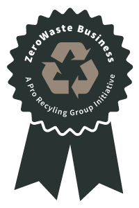 ZeroWaste Business - Certified Ribbon
