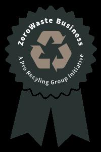 ZeroWaste Business - Certified Ribbon